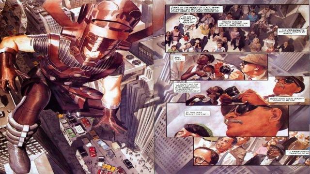 Resultado de imagem para marvels 1994 galactus